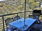 Thredbo Paringa Chalet Outdoor Dining