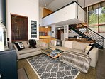 Thredbo Paringa Living Room