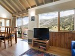 Banjo 6 Thredbo Living Room View