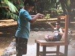 children corner chamarel