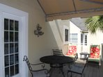Outdoor Balcony off of Dining Room