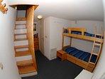 Lower bunks