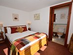 Ground floor double with en-suite shower and WC