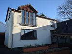 A two storey property ideal for couples