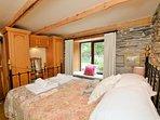 Pretty ground floor double bedroom