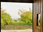 Estuary views from the front door