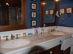 Lavabos baño de arriba