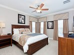 Guest House Upstairs Bedroom