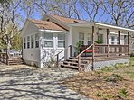 This home is within walking distance of the beach!