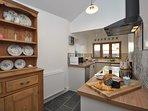 A stylish cottage kitchen