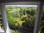 Views across the fields