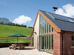 View of the property,a stylish,eco-friendly dairy conversion