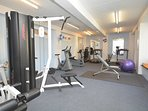Gym on site