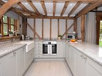 Bespoke designed kitchen,perfect for cooking romantic meals
