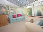 Relax in the conservatory
