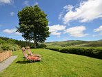 29 acres of grounds to explore or just relax and embrace the view