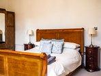 Beautiful king-size bedroom