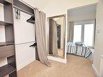 Thrd floor master bedroom with en-suite and dressing room