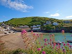 Explore stunning scenery in Port Isaac just a short drive away