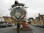 Northleach market town