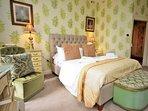 Luxurious bed linen