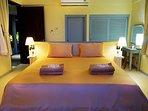 Romantic Bedroom setting