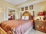 Majestic Beach 1613-Master Bedroom