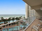 Shores of Panama 615-Large Private Balcony