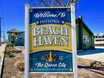 Welcome to Historic Beach Haven, 'The Queen City'