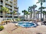 Grand Panama 406-2-Tower 2 Pool