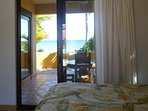 Sea of Cortez steps from the bedroom