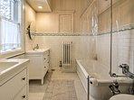 You'll love the en-suite bathroom.