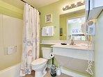 Bathroom with Bathtub/Shower Combination