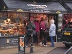 A famous shop in Grange