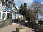 The Lakeside Hotel is 6 miles away and famous for afternoon teas and its conservatory.