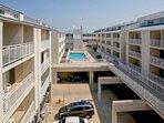 View of Sugar Beach condominiums