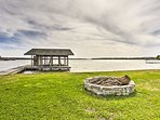 Eustace Home on Cedar Creek Lake w/Dock & Fire Pit