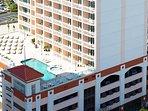 Carolina Grande -6th Floor Pool and Hot Tub Area
