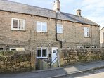 STANEGATE COTTAGE, countryside views, dog-friendly, woodburning stove, Ref