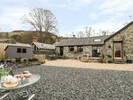 HEN EFAIL, character property close to RSPB reserve, walking, coastline in Furna