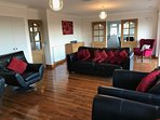Lounge, accessed via the Dining area