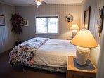 Cedar house queen room