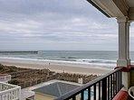 Oceanside Balcony - Great Views