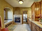 4 bd/3.5 ba With Contemporary Old World Charm