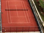 Free Tennis Court and Shuffle board court available for Guest Use