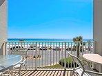 Majestic Sun 209B - Gulf View Private Balcony