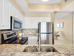 Majestic Sun 209B - Kitchen Feat Stainless Steel Appliances
