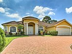 This Port St. Lucie vacation rental beams in bright hues and is perfect for you!