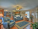 Settle in for a Grand Lake retreat at this Grove vacation rental house!