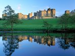 Alnwick Castle 30 minute drive from the Retreat